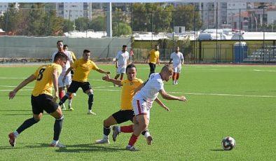 Aliağaspor FK Hazırlık Maçında Kazandı
