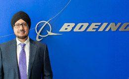 Boeing, Kuljit Ghata-Aura'yı Orta Doğu, Türkiye ve Afrika Bölgesinin yeni Başkanı olarak atadı