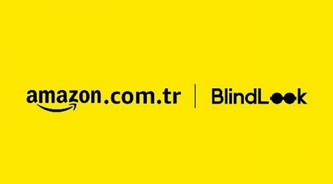 Amazon Türkiye, BlindLook iş birliğiyle engelsiz bir online alışveriş deneyimi sunuyor