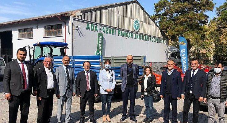 CHP Sakarya'dan STK'lara ziyaret