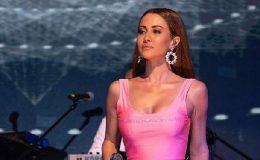 Derya Uluğ'a Yılın En Stil Popçusu Ödülü