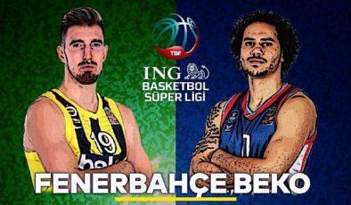 Fenerbahçe Beko – Anadolu Efes derbisi Tivibu'da