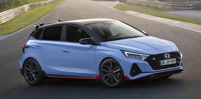 Hyundai i20 N Top Gear Hız Haftası 2021 Şampiyonu Oldu.