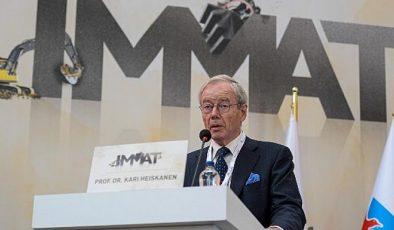 IMMAT Kongresi, maden sektörüne ışık tuttu. Kongre fuarı, fuar sektörü geliştiriyor