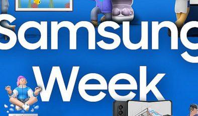 """Kaçılmayacak fırsatlarla dolu """"Samsung Week"""" kampanyaları başladı!"""