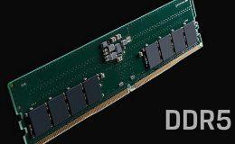 Kingston Technology, DDR5 Belleklerde Intel Platform onayı alan ilk (Üçüncü Parti) Tedarikçi Oldu