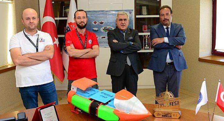 """KSÜ Rektörü Prof. Dr. Niyazi Can """"Teknofest'ten sonra hedefimiz uluslararası başarı"""""""