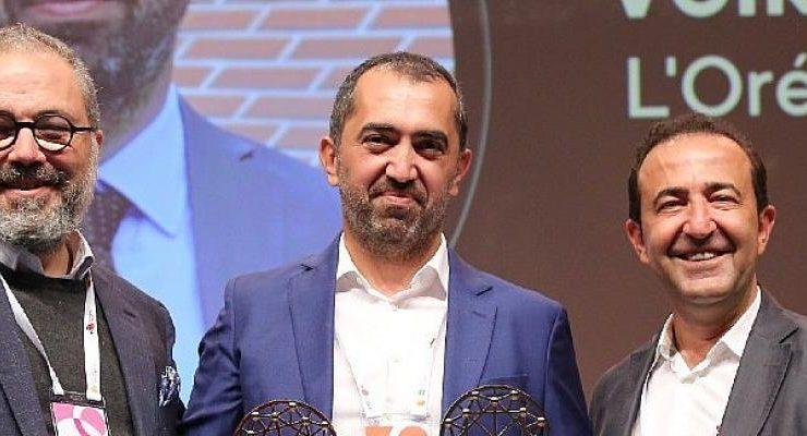 L'Oréal Türkiye Profesyonel Ürünler Divizyonu Genel Müdürü Volkan Yıldız, LiSA Ödülleri'nde Yılın Lideri seçildi