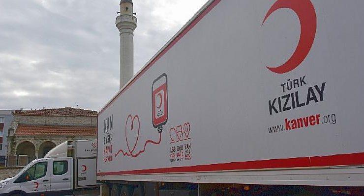 Türk Kızılay 15 Ekim'de Aliağa'da