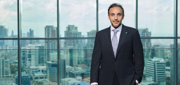Türkiye Finans'ın yeni yönetim kurulu üyesi Moath Saad M. Alnasser oldu